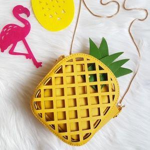 New Pineapple Crossbody Shoulder Bag!!