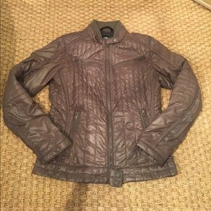 """North face women's """"arel"""" motorcycle jacket"""