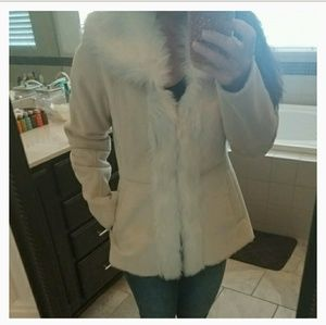 ☃🎅Fur Suede Jacket🎅☃