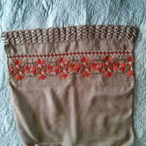 Vintage #handmade scarf