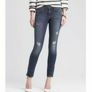 💗🎉HP🎉💗  Banana Republic distressed  jeans