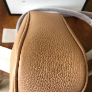Gucci Bags - Brand New GUCCI SOHO DISCO in Rose Beige
