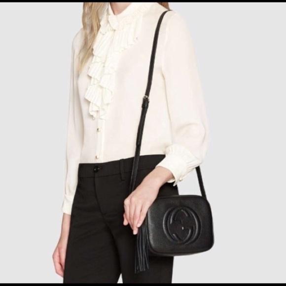 Gucci Handbags - Brand New GUCCI SOHO DISCO in Black