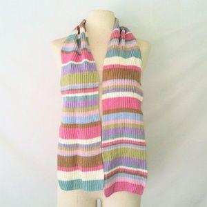 JOE Boxer Sweater Knit Scarf