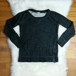 J. Crew Zip-side Sweatshirt