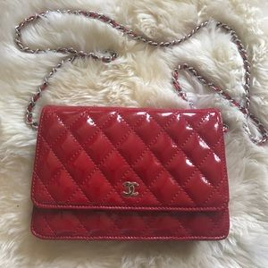 Handbags - Chanel Patent Leather bag