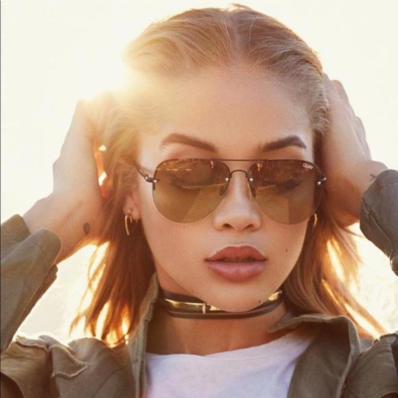 52f7e277844 🍁Quay Australia x Jasmine Muse Aviator Sunglasses