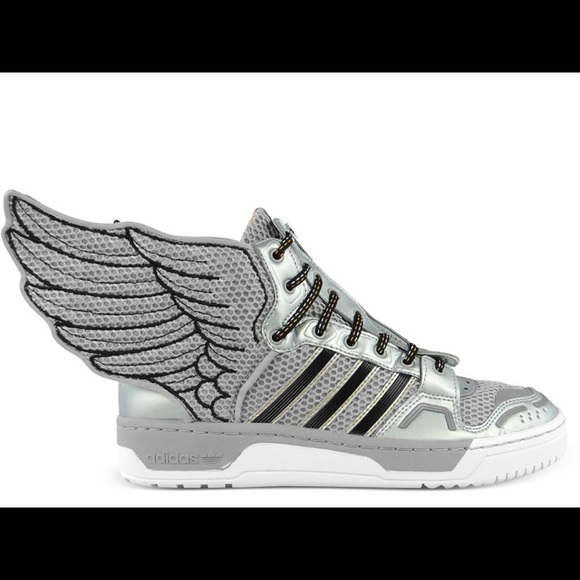 save off 5bbe2 f3ade Jeremy Scott x Adidas Other - Jeremy Scott x Adidas Nasa Wings 2.0