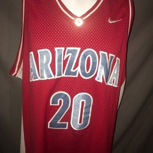 edd4853bed7b Nike Shirts - Nike Arizona Damon Stoudamire Jersey