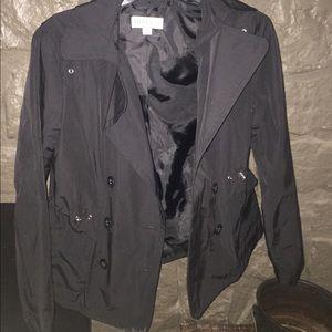 Black non-hooded Merona jacket