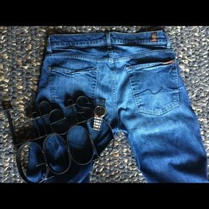 👖 7 for all Mankind Men's Jeans *Exc* 👖