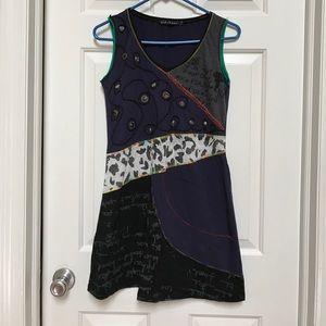 Dresses & Skirts - Unique boutique Dress by Mechant Large