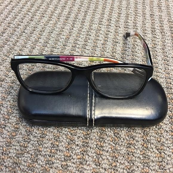 20b9774ec3e71 Coach Accessories - Coach Julayne HC 6013 5002 Black eyeglasses