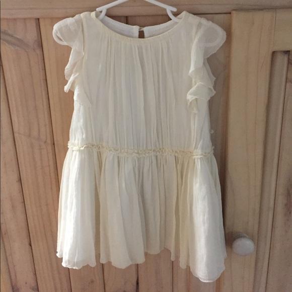 e055385b98 J. Crew Other - J Crew CREW CUTS 💐 Flower Girl Dress 100% Silk