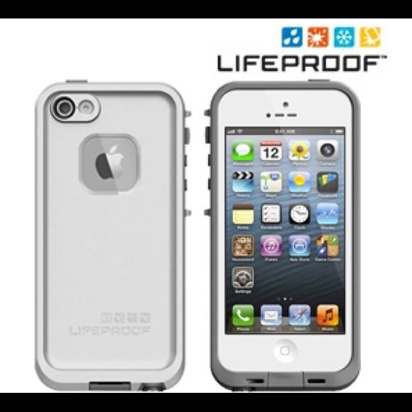 sports shoes 55c50 255de Lifeproof Nuud Series iPhone 5/5c case