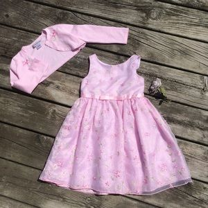 YoungLand Dress w/Jacket