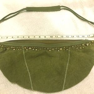 Handbags - Army Green sling bag