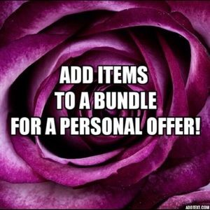 Bundle your likes and I will make you an offer!