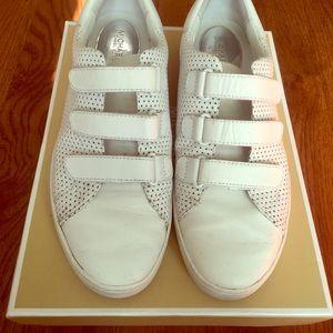 Michael Kors white sneakers sz 8