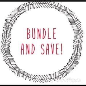 Other - Bundle Deals!!!