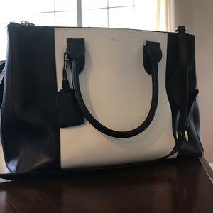 Classic Ralph Lauren Satchel Bag