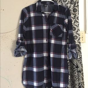 Tops - Plaid Flannel