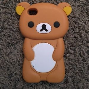 Accessories - Rubber bear case