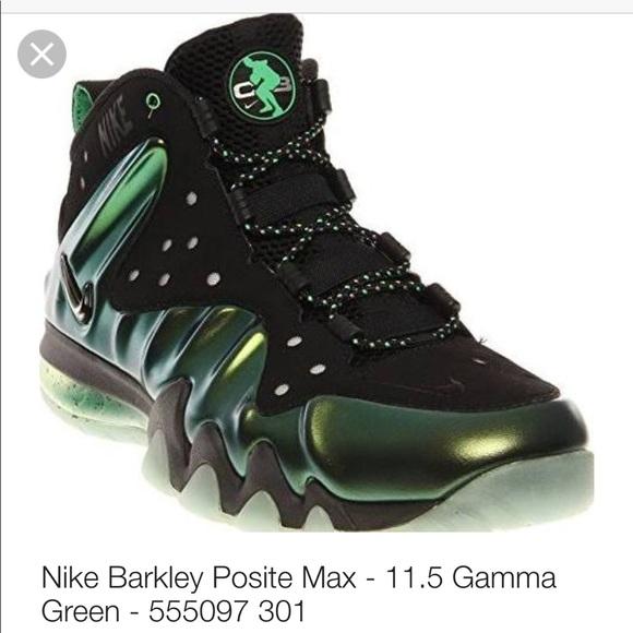 29252afba0c Nike Barkley posite max  gamma green (WORN). M 598b1e7a36d594e93515394a.  Other Shoes you may like. Nike Zoom Strike Mens ...