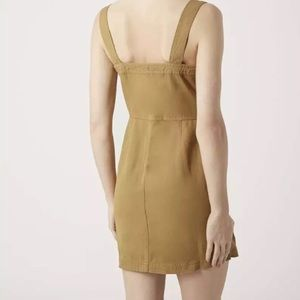 Topshop Dresses - Topshop Utility Pinafore Dress🌼