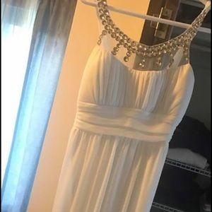 Floor length gown never worn
