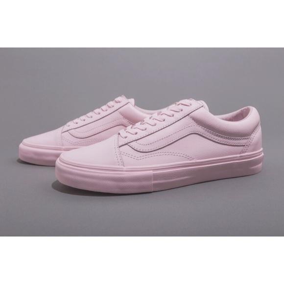 b0b43209c438 All Pink Vans⚡ . M 598a45d941b4e0965a12a748