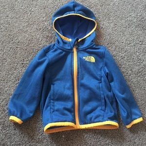 3-6 month baby northface