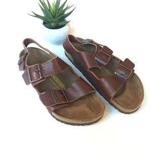 Birkenstock Shoes - Birkenstock Milano Sandals