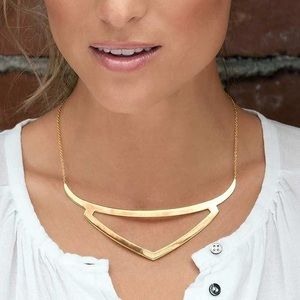 Gorjana Viki Collar Choker Necklace