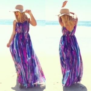 Dresses & Skirts - 🌺NWT🌺 Gorgeous Maxi Dress