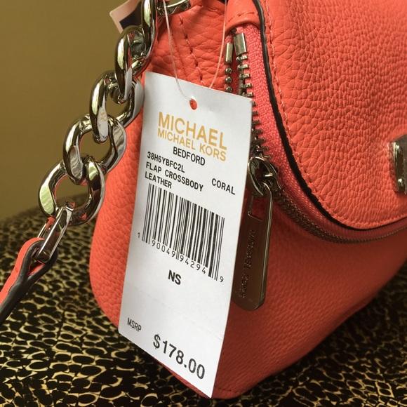 b0b8e3ef8cb3 MICHAEL Michael Kors Bags | Hpnew Michael Kors Crossbody Bedford ...