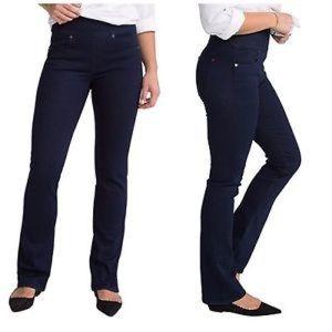 SPANX Signature Waist Slim Boot Jeans