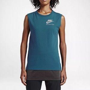 NIKE International Sleeveless Running Training Top