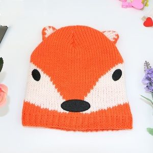 Other - Warm Fox 🦊 Hat for Kids