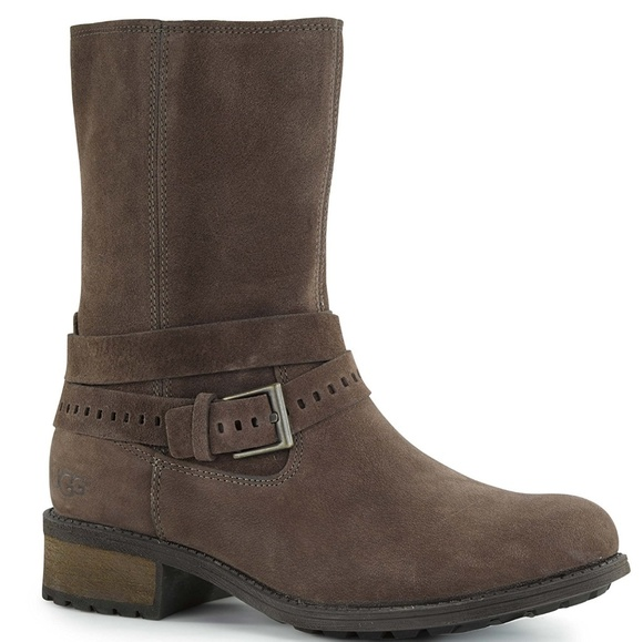 Womens Boots UGG Kiings Lodge Leather/Suede