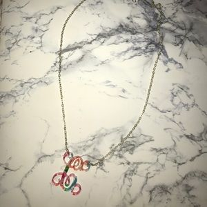 Jewelry - Cute monogrammed necklace!