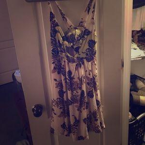 Floral FP dress