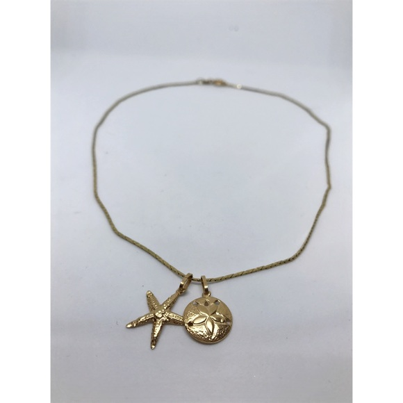 Jewelry 14K Gold Nautical Necklace NO OFFERS Poshmark