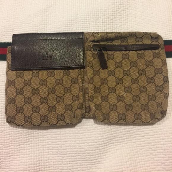 79a8a85b676 Gucci Handbags - Authentic gucci waist bag!