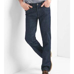 Gap Straight Leg Men's Denim Jeans Size 29X30