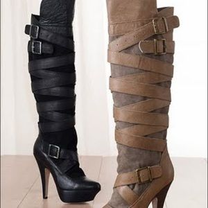 Original dolce vita leather boots