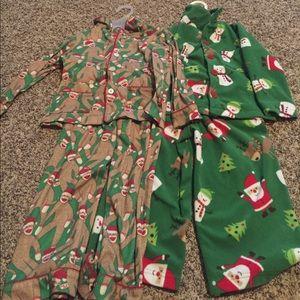 Other - Kids Holiday pajama set