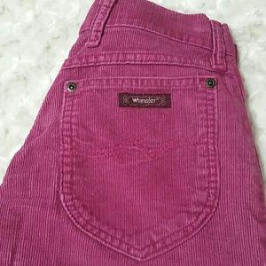 Wrangler Jeans - CCOSALE Vintage Wrangler High Waist Mom Corduroy