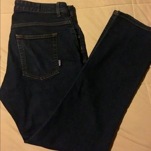 Patagonia Blue Jeans