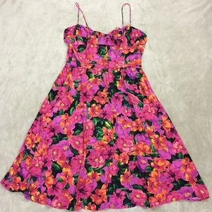 Dresses & Skirts - New Hawaiian floral summer dress medium